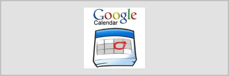 organisation du travail avec un calendrier