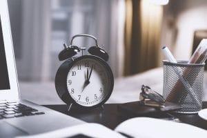 5 lois de gestion du temps pour optimiser votre travail