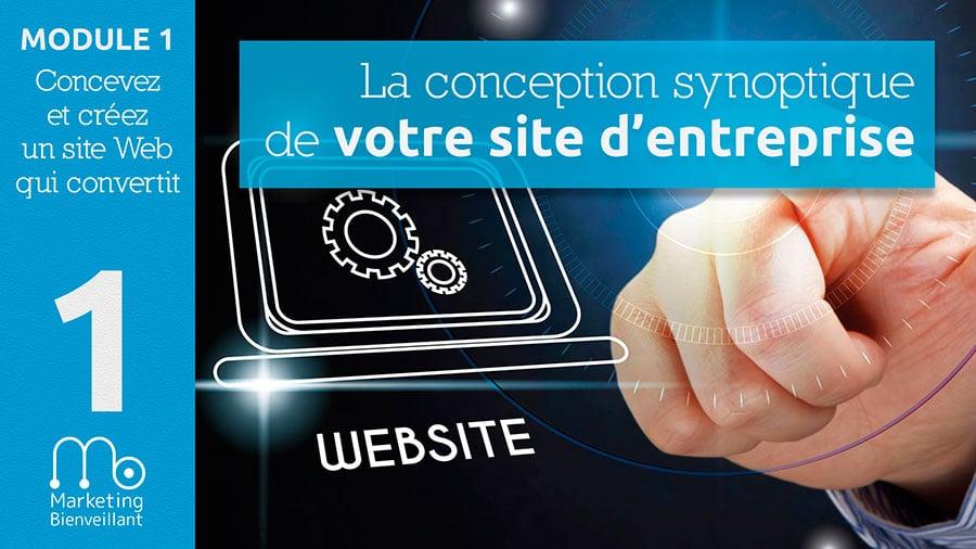 Comment réaliser la conception de votre site web d'entreprise ?