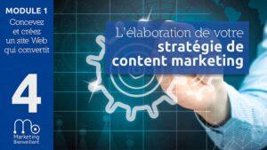 Stratégie de Content Marketing : méthode concrète et opérationnelle !