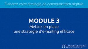 Les bases de l'email marketing pour déployer une stratégie d'emailing efficace