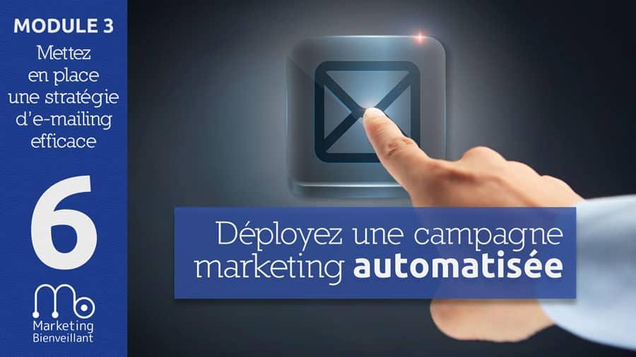 Comment déployer une campagne marketing automatisée par email qui cartonne ?